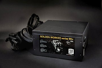 Golden Worker series 90+